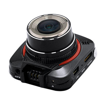 Azdome GS52D Ambarella A7LA50 Mini Car DVR 170 Degree Wide Angle Lens High Resolution
