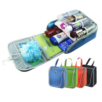 Portable Oganizer Bags Foldable Travel Bag Storage Bags Toiletry Bags Wash Bag Women Cosmetic Bags
