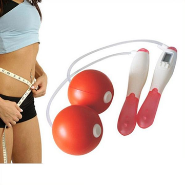 Digital Wireless Calorie Counter Jump Rope Device Losing Weight