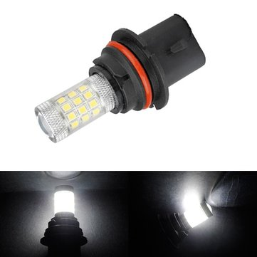 9004 650LM 4.8W 2835 SMD 36LED White Car Light Bulb DRL Fog Headlight