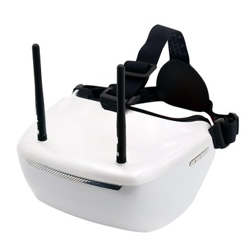 Skyzone SJ-H01 1960*1080P 2D 3D FPV Goggles AV Video Headset With HD Port Head Tracker For RC Drone