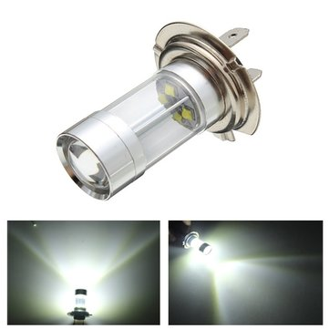 H7 XBD Chip 8 LED Car White Fog Light Bulb Lamp Headlight DRL 700LM 6W
