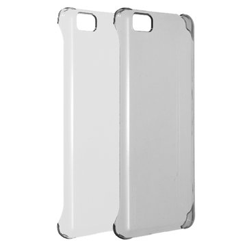 Transparent PC Hard Back Protective Clear Case For Ulefone Future