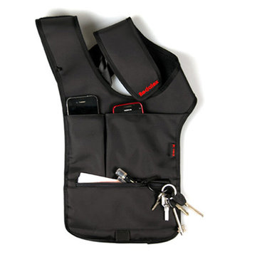 Men's Anti Theft Hidden Agents Underarm Shoulder Bag