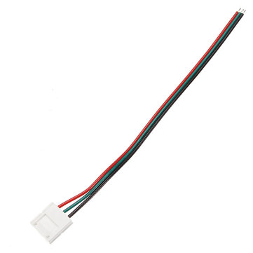 10mm width 3pin pcb board connector wire for led strip lighting 10mm width 3pin pcb board connector wire for led strip lighting aloadofball Choice Image