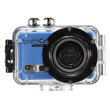 WIFI Full HD 1080P Sportscamera DVR F39 Waterproof Mini Camcorder