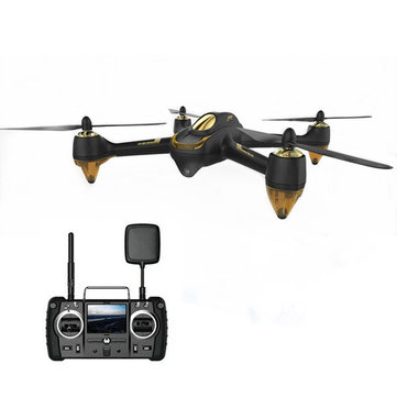 US$199.99 Hubsan H501S X4 5.8G FPV Brushless With 1080P HD Camera...