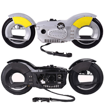 Forthgoer CE EPA G-Wheel Motorcycle Vacuum Tire Two Wheel Pneumatic Scooter