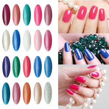 US$3.99 120 Color Nail Art Soak LED UV Gel Polish 15ML 031-060 Nail Art from Health & Beauty on banggood.com