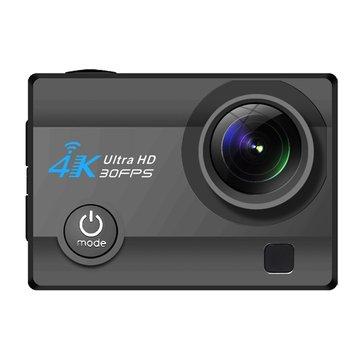 Экран 170 широкий угол Экшн камера 4k 30fps 1080p HD Wifi q3h-2 спорт дюймов 2.0