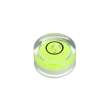 Bubble Level Circle Round Disc 12 x 6mm Photographic Electrical Equipment