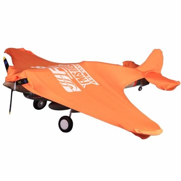 FMS RC Airplane Orange Protective Cover Sunshine Shield