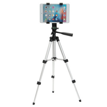360 Degree Aluminum Adjustable Light Weight Camera Tripod Stand Holder Mount