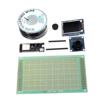 Wemos® TTGO ESP32 Camera OV7670 1.8 TFT Display Screen Module Kit