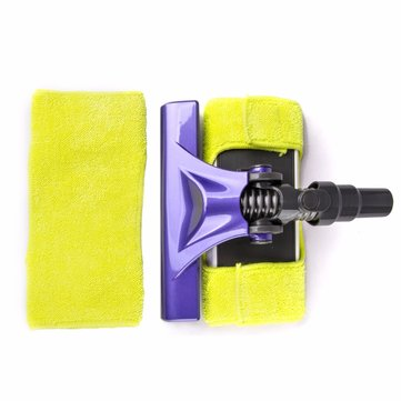 Cleaning Head with Rag for Dibea F6 Vacuum Cleaner