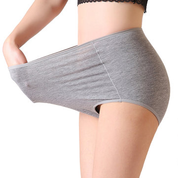 Plus Size Comfort Leakproof Physiological Underwear