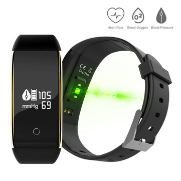 KALOAD V9 0.66inch OLED Sports Smart Watch Bluetooth Wristwatch Waterproof IP67 Pedometer
