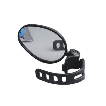 BIKIGHT Bike Bicycle Mirror Easy Install 360° Rotation Handlebar Safety Mirror Cycling MTB Road Bike Rearview