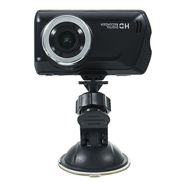 HD 1080P Dash Cam 3 Inch LCD Car Video Recorder DVR Dual Lens Camera 120 Degree Wide Angle Lens