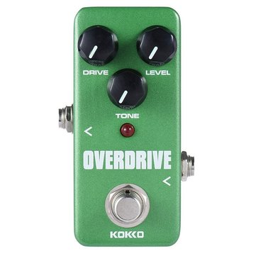 KOKKO FOD3 Overdrive True Bypass Guitar Effect Pedal Full Metal Shell