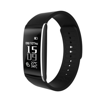 KALOAD K8 Smart Bracelet Heart Rate Blood Pressure Monitor Waterproof IP67 Sports Watch