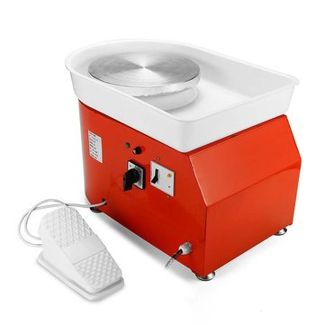 220V 350W Electric Tours Wheel Pottery Clay Machine Ceramic Clay Potter Art For Ceramic Work