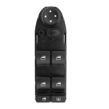 Car Front Window Mirror Master Control Switch Unit For BMW 5 Series E60 523Li 550i