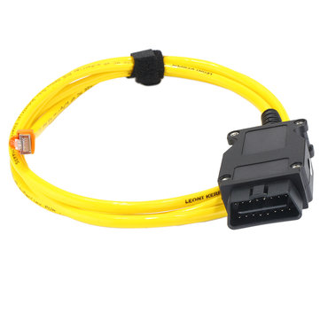 For BMW F-Series E-SYS ICOM Coding ENET Ethernet To OBD2 OBD-II Interface Cable