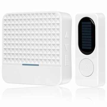 Xiaomi Youpin FKD009 Wireless Solar Doorbell Remote Wireless Doorbell
