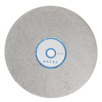 6 Inch 80 Grit Diamond Coated Grinding Disc Flat Lap Polishing Wheel Grinding Pad