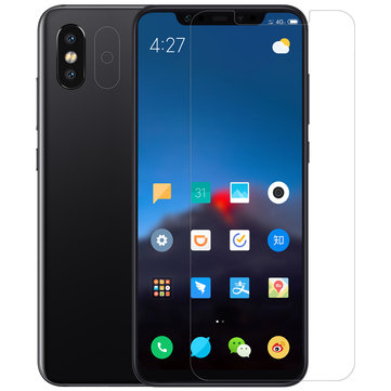 Nillkin Clear Screen Protector+Lens protector For Xiaomi Mi 8/ Mi 8 Pro/ Mi 8 Explorer Edition