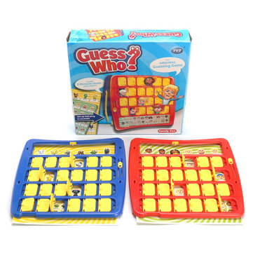 Who Game Original Guessing Family Party Fun Kids Adults Board Toy Gifts