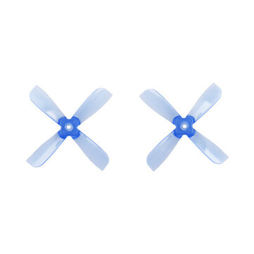 2 Pairs Gemfan 2035 2X3.5 BN 4 Leaf 3mm CW CCW FPV Racing Propeller for RC Drone
