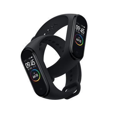 Original Xiaomi Mi band 4 AMOLED Color Screen Wristband bluetooth 5.0 135 mAh Battery Fitness Tracker Smart Watch