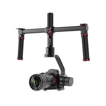 Moza Air 3-Axis 360 Unlimited Rotation Bluetooth 4.0 Gimbal Stabilizer for DSLR Mirrorless Cameras