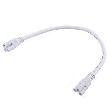 T5 T8 Tube Connector Cable Wire Cord for Integrated LED Fluorescent Light Lamp AC85-265V