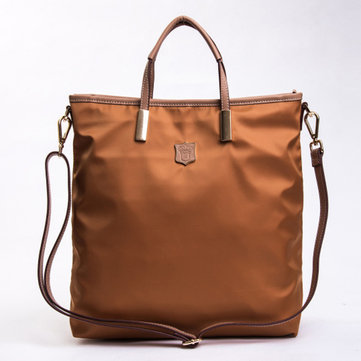 Women Oxford Handbag Casual Handy Tote Bag