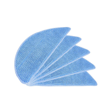 Mopping Cloth Replacement Accessories Cleaning Mop Cloth Ecovacs Deetbot DN621 Robotic Vacuum Cleaner