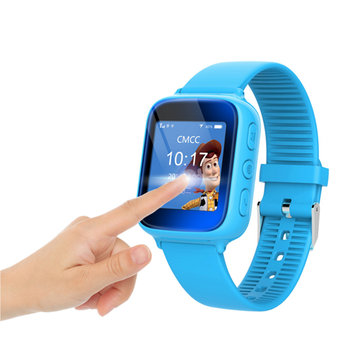 Bakeey 1.44inch Touch Screen Children Kids Watch GPS LBS Location Camera GSM Pedometer Smart Watch
