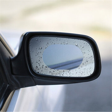 XIAOMI Guildford Car Rearview Mirror Protective Film Rainproof Anti Fog Protector Membrane 2Pcs