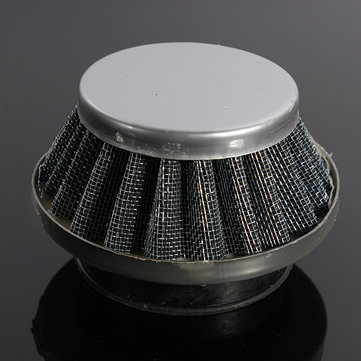 44mm Air Filter For 47cc49cc Engines Mini Motor Dirt Pit Bike QUAD ATV