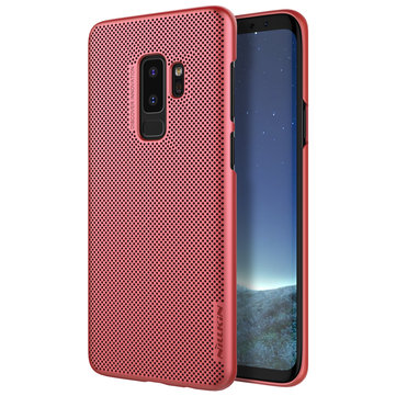 NILLKIN Air Mesh Dissipating Heat Hard PC Protective Case for Samsung Galaxy S9 Plus