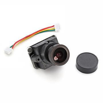 Realacc GX210 1/3 CMOS 700TVL FPV Camera RCドローン用2.6mm 110度PAL NTSC切替式24x17mm