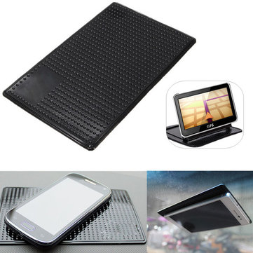 Car Dashboard Magic Anti-Slip Non-slip Sticky Pad Mat Key Cell Phone GPS Holders