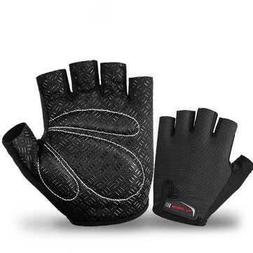 Moreok Warm Cycling Winter Gloves With Touch Screen Full Finger