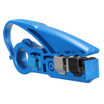 JL-362 Coax UTP Cable Jacket Strip Tool RG6/RG59/UTP Stripper Cutter Cat5e Cat6 Tool