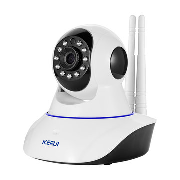 KERUI N62 Wireless 720P IP Camera Webcam Home Security Surveillance P2P APP Pan Tilt IR Cut CCTV