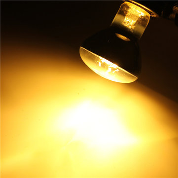 E27 R63 4W White/Warm White Non-Dimmable COB LED Filament Retro Edison Candle Bulbs 220V