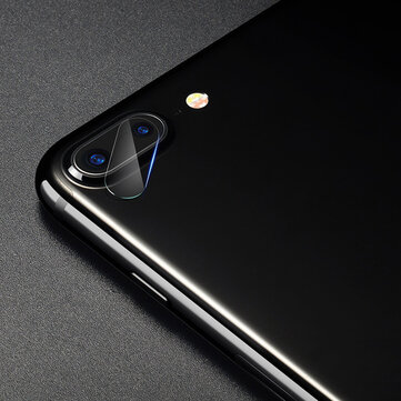 2 PCS Camera Lens Protector Soft Tempered Glass Rear Camera Phone Lens for Xiaomi Mi8 Lite