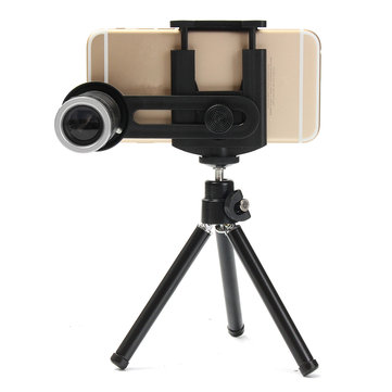 Camera Lens Kit For Apple Samsung 8X Zoom Camera Telephoto Telescope Lens/TripodSmartphone